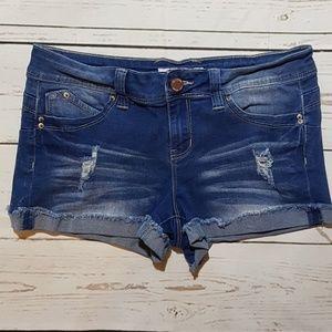 YMI size 9 shorts